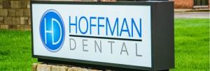 Hoffman Dental Sign